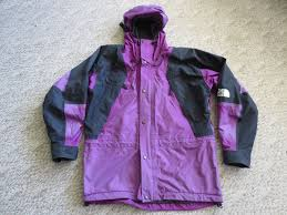 The North Face Mountain Light Jacket Vintage 90s The North Face Mountain Parka Outdoors Gore Tex Hooded