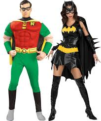 Halloween Robin Costume 5 Couple Costumes Halloween 2015