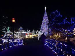 kennywood holiday lights giant eagle giant christmas trees moviepulse me