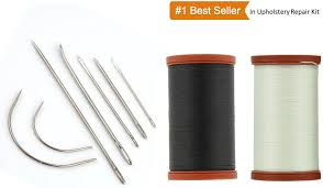 Sewing Upholstery By Hand Amazon Com Sale Upholstery Repair Kit Coats U0026 Clark Extra