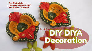easy diy diwali diya kodiya decoration painting new year home