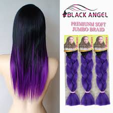 Synthetic Hair Extension by Straight Synthetic Hair Weave Braiding Hair Expression En Gros
