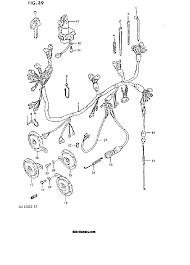 suzuki gs1100 wiring diagram suzuki motorcycle wiring diagram