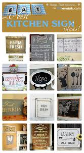 Retro Chalkboards For Kitchen by The 25 Best Vintage Kitchen Signs Ideas On Pinterest Vintage