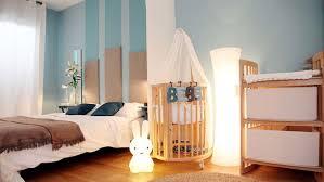 chambre parent bébé amenager chambre parents avec bebe