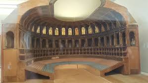 see a scale model of the royal albert hall u2013 ianvisits