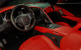 Corvette Zr1 Interior Updated 2014 Chevrolet Corvette Rendered C7 Interior Spotted