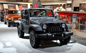 jeep rubicon colors 2014 jeep celebrates its heritage with the wrangler willys wheeler