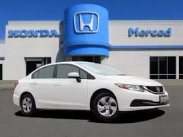 certified or used vehicles for sale in merced ca merced honda