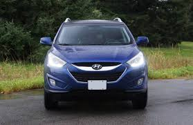 hyundai crossover 2014 2014 hyundai tucson gls awd road test review carcostcanada