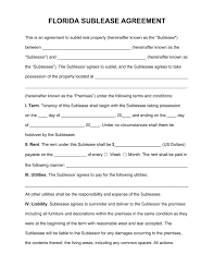 subletting contract template thebridgesummit co