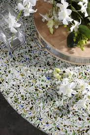 Kitchen Countertop Materials by 36 Best Vetrazzo Recycled Glass Countertops Images On Pinterest