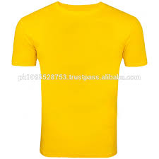 yellow color plain yellow t shirt t shirts design concept