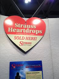 Strauss Heart Drops The Canadian Health Food Association Trade Show The Good The Bad