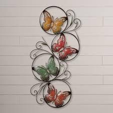 metal butterfly wall decor roselawnlutheran