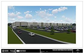 amazon confirms plans for euclid fulfillment center replacing