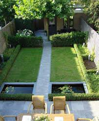 Back Garden Landscaping Ideas Small Back Garden Landscape Ideas With Modern Design Dugas
