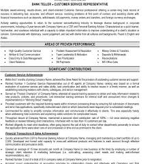 download bank teller resume sample haadyaooverbayresort com