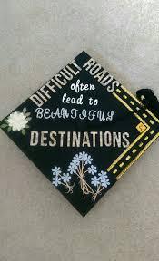 Grad Cap Decoration Ideas for Graduation Celebration