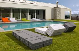 Milano Patio Furniture by Adaptable Outdoor Furniture Kuboletto By Milano Bedding