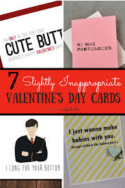 inappropriate cards 7 slightly inappropriate s day cards the new wifestyle