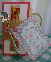 stir up the gift of god ladies meeting favor ideas for ladies