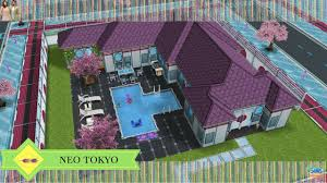 freeplay neo tokyo house original design youtube