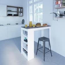 bar de cuisine table de cuisine haute avec rangement table de cuisine meuble