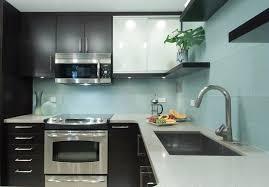 glass tile backsplash with dark cabinets glass tile backsplash pictures kitchen contemporary with aqua