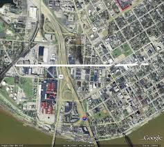 Map Of Louisville Ky Tornado History
