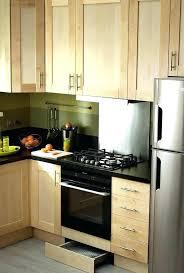 meuble cuisine four et plaque meuble encastrable cuisine meuble de cuisine pour four et plaque