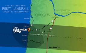 Map Of Seaside Oregon by Home Lincoln City Eclipse