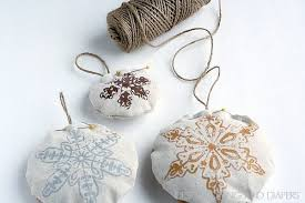handmade ornaments for toddlers whiteaker