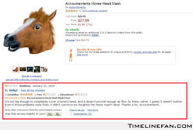 Horse Head Mask Meme - horse head mask review funny pic memes and jokes