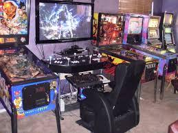 gaming desk ideas congenial rustic game room ideas itsevren to supple practice game