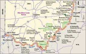 maryland byways map ohio scenic drives ohio river scenic byway howstuffworks