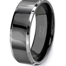 Tungsten Carbide Mens Wedding Rings by Mens Tungsten Ring Ideas U0026 Collections