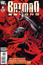 batman beyond batman beyond vol 4 5 dc database fandom powered by wikia
