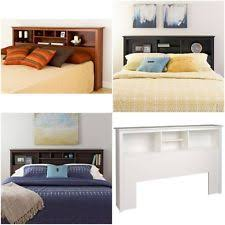 King Headboard With Storage Size Headboards Footboards Ebay