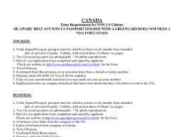 32 canadian immigration invitation letter sample best photos of