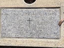 Samuel Flores Grave Site Of Samuel Flores Moctezuma 1991 1991 Billiongraves