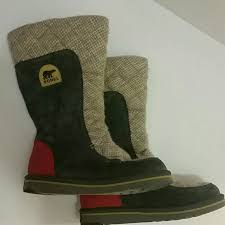 sorel womens boots size 9 85 sorel shoes sorel cus womens boots size 9 from
