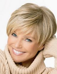 short blonde highlighted hairstyles short hairstyle with