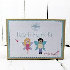 Tooth Fairy Gift Tooth Fairy Gift Set By Sarah Hurley Notonthehighstreet Com