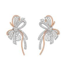 chaumet earrings insolence high jewellery diamond earrings chaumet the