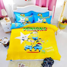 Spiderman Comforter Set Full Popular Spider Man Bedding Set Cartoon Minions Despicable Me Bed