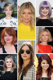 watch slimming and stylish haircuts for round faces beauty