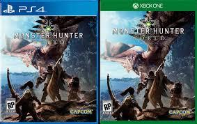 monster hunter world 5k wallpapers e3 2017 monster hunter world tráiler para ps4 xbox one y pc