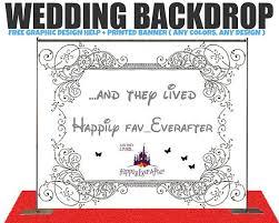Wedding Backdrop Banner 58 Best Wedding Backdrop Artclip Images On Pinterest Photo Booth