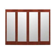 folding doors interior home depot cherry bi fold doors interior closet doors the home depot